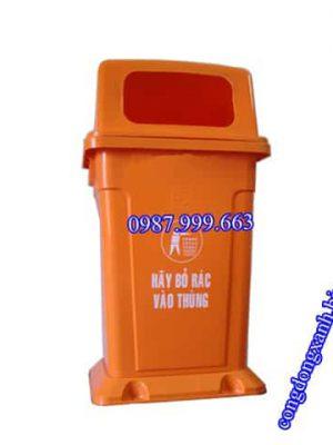 thùng rác nhựa MGB95