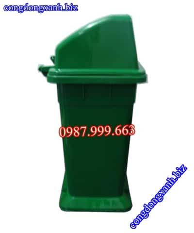 thùng rác có đế MGB 95