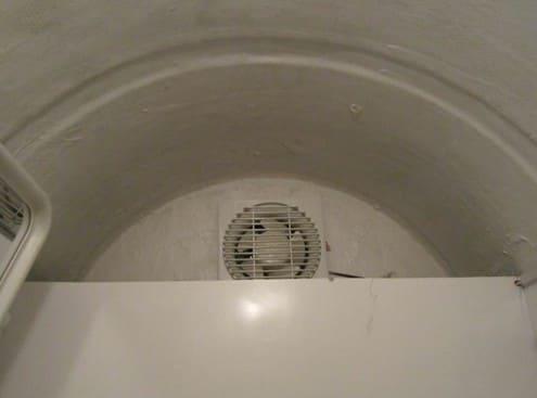 Quạt thông gió nhà vệ sinh lưu động