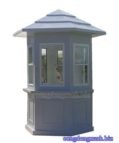 cabin bảo vệ lục giác