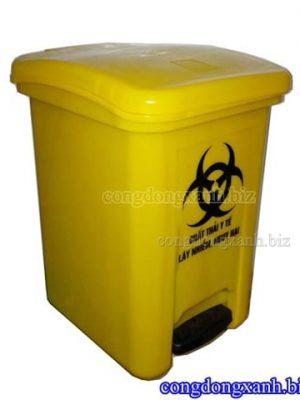 Thùng rác nhựa MGB 015