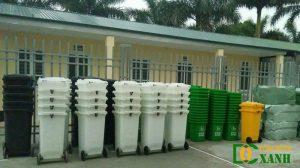 thùng rác y tế các loại