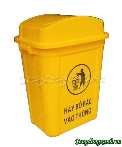 Thung-rac-y-te-30L-vang-congdongxanh