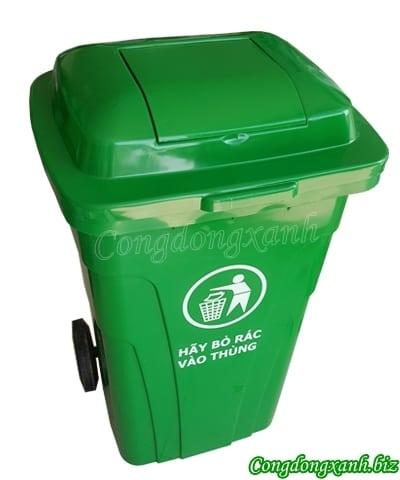 Thùng đựng rác 150 lít
