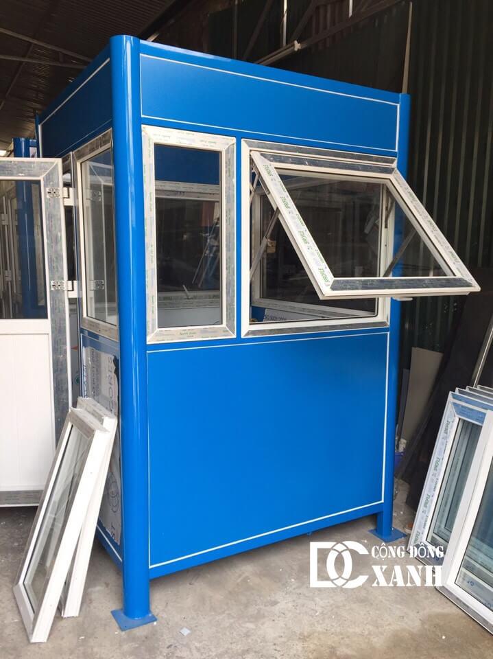 CDX sản xuất bốt gác bảo vệ