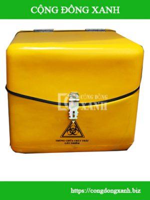 Thùng vận chuyển chất thải lây nhiễm (6)